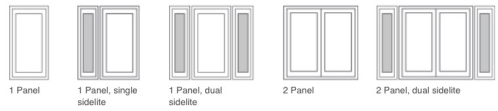 The french swing door patio door factory all patio door factory windows and doors are built to your specifications so while were showing a few sample combinations there are literally hundreds of planetlyrics Gallery